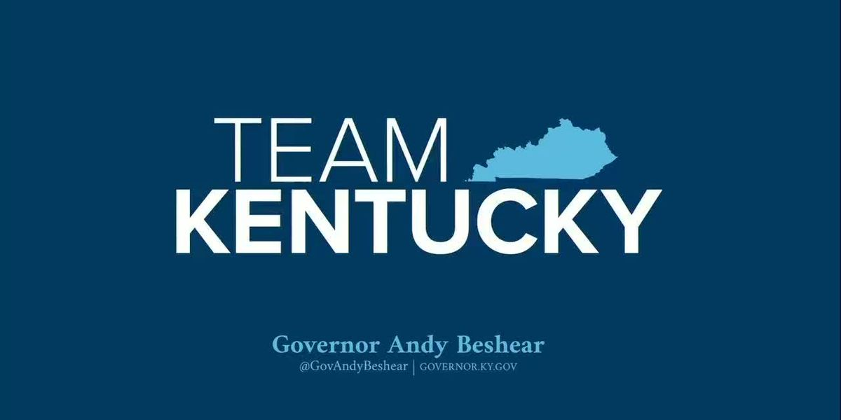 Gov. Beshear gives update on coronavirus in Kentucky