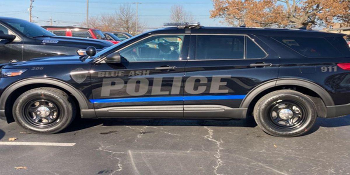 High school student get $500 scholarship for Blue Ash police cruiser design