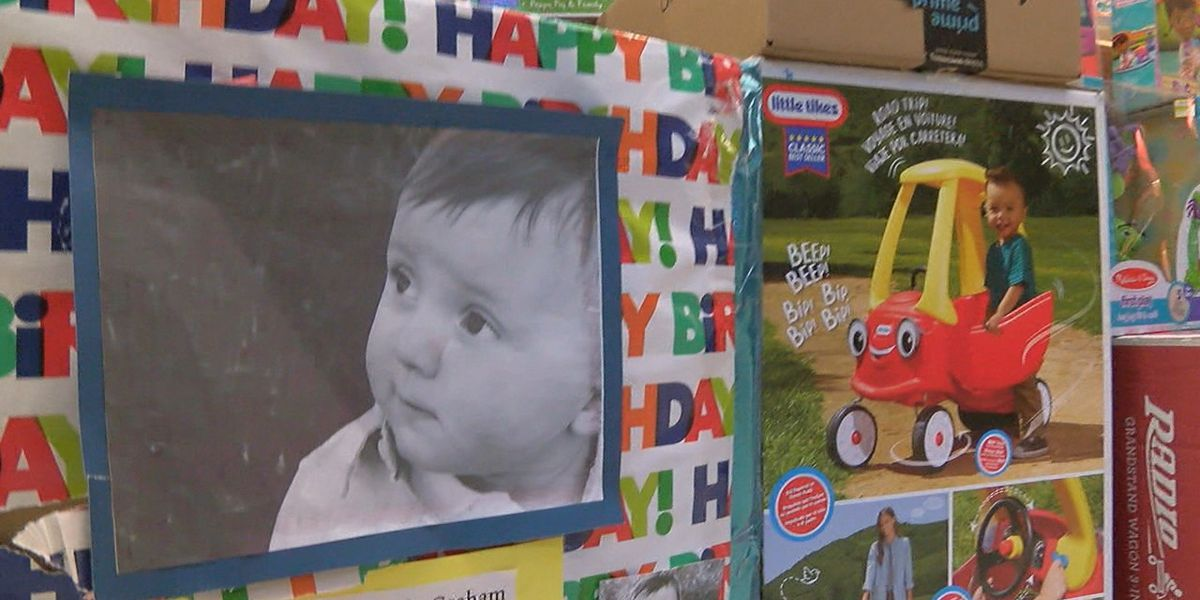 Cincy mother honors late son by donating nearly $18K worth of toys to cancer patients