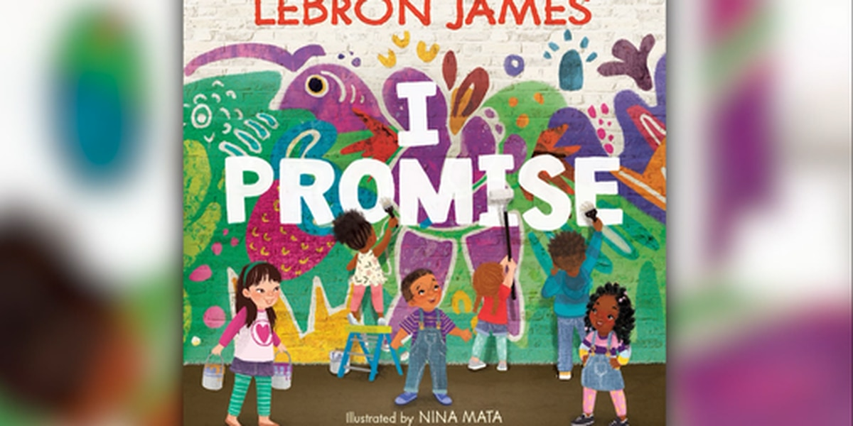 LeBron James to release children's book in August