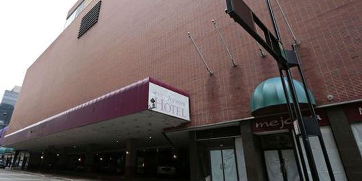 Councilmember seeks to designate downtown hotel as a historic landmark