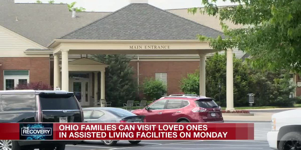 State officials share guidelines on visiting loved ones in assisted-living facilities