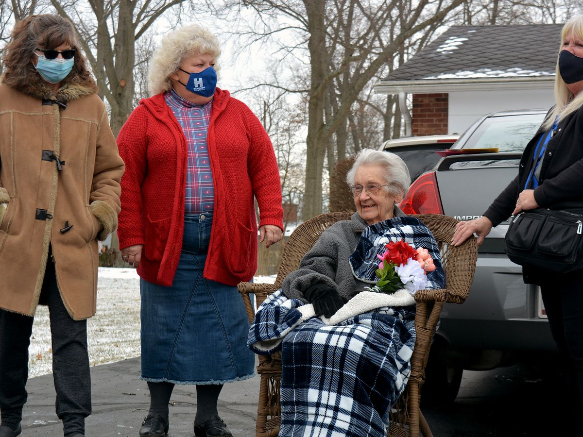 Former West Chester fiscal officer celebrates 98th birthday