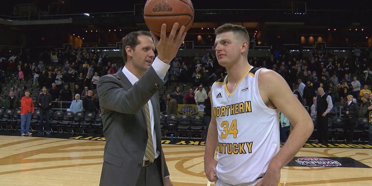 Former NKU basketball stars named to Horizon All-Decade Team