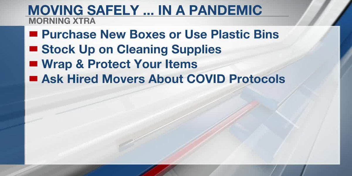 Moving safely in a pandemic