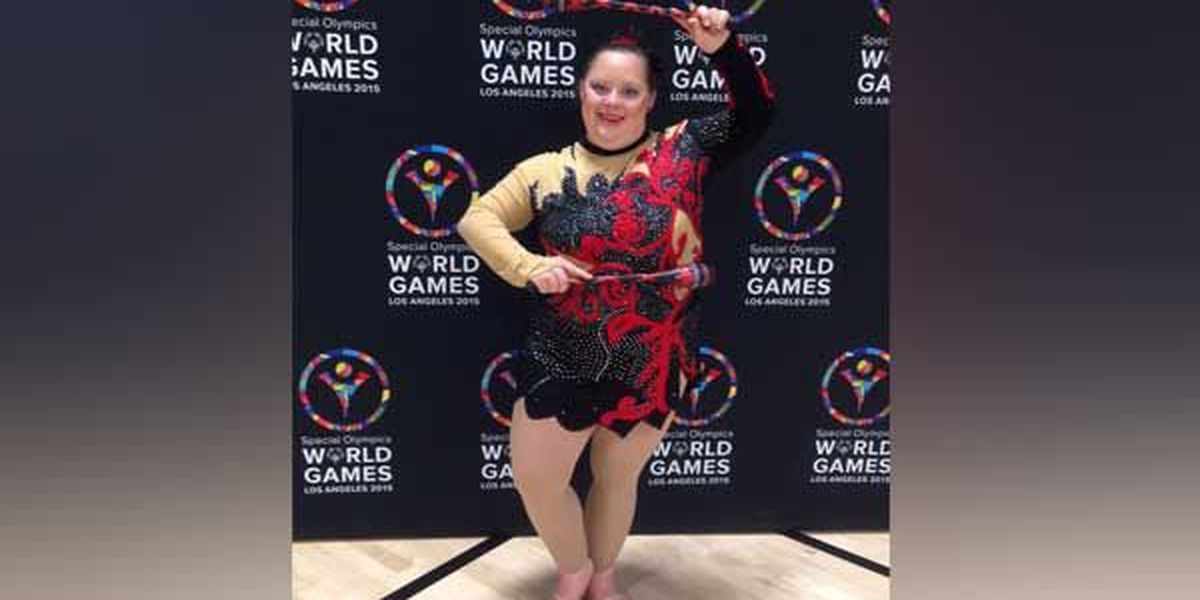 N. Ky girl claims four medals in the 2015 Special Olympics World Games