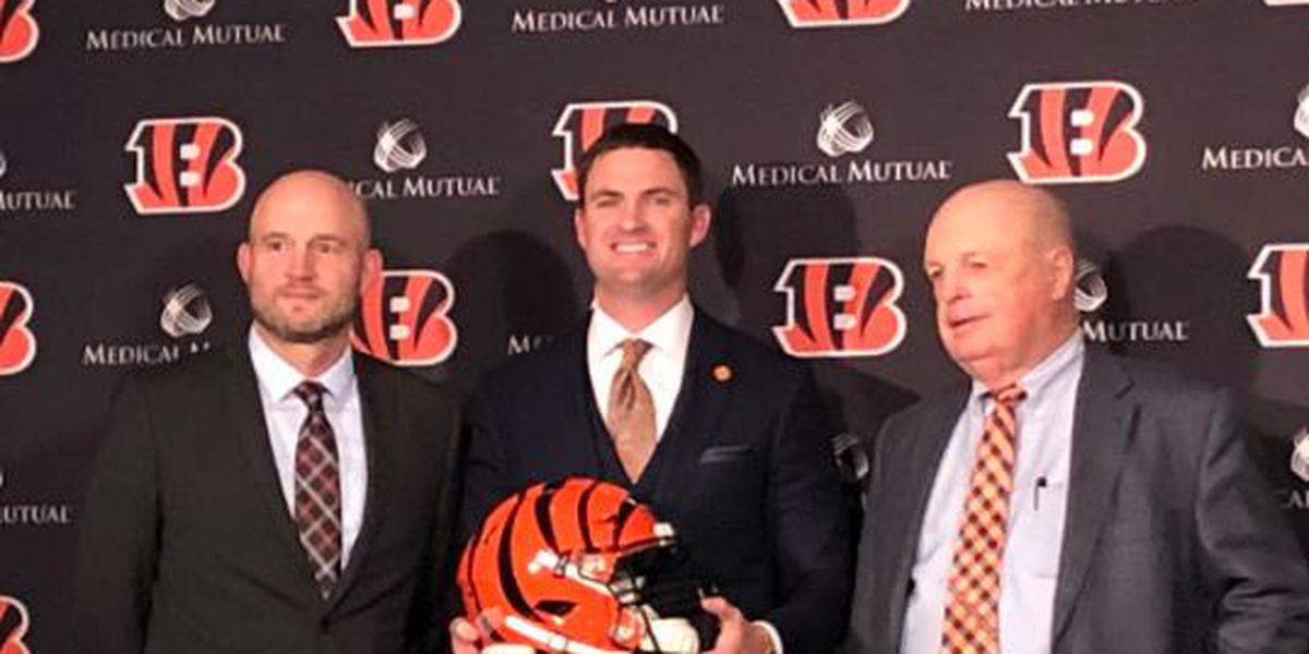 After several new hires, Bengals release complete list of team's 2019 coaching staff