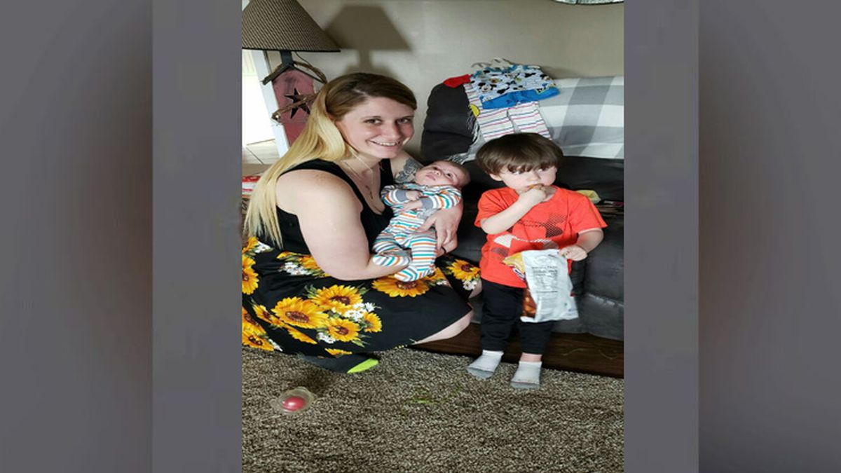 Wrongly jailed woman reunited with her sons
