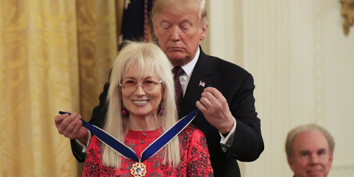 Highest civilian award: Trump honors Elvis Presley with freedom medal