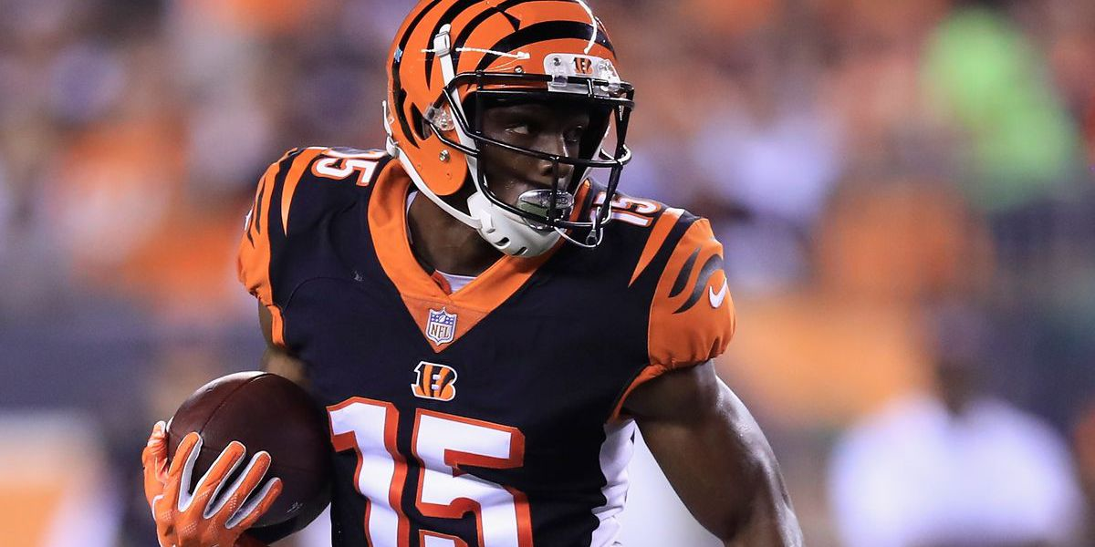 Zac Taylor addresses trade rumors, says John Ross has 'bright future' with Bengals
