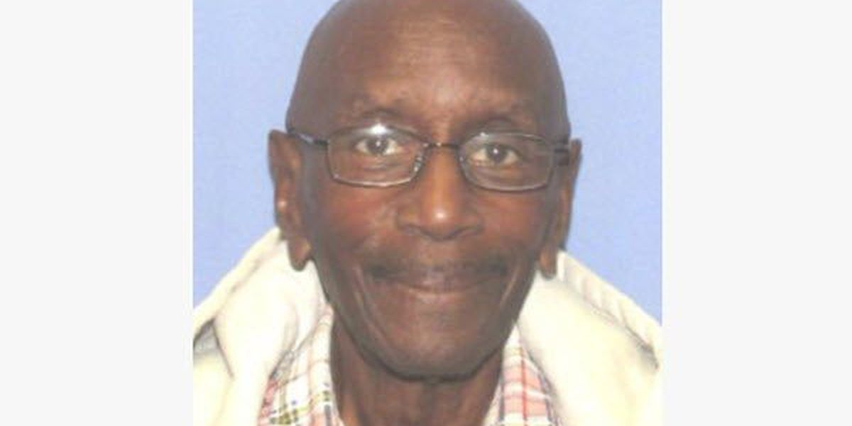 86-year-old missing man found safe