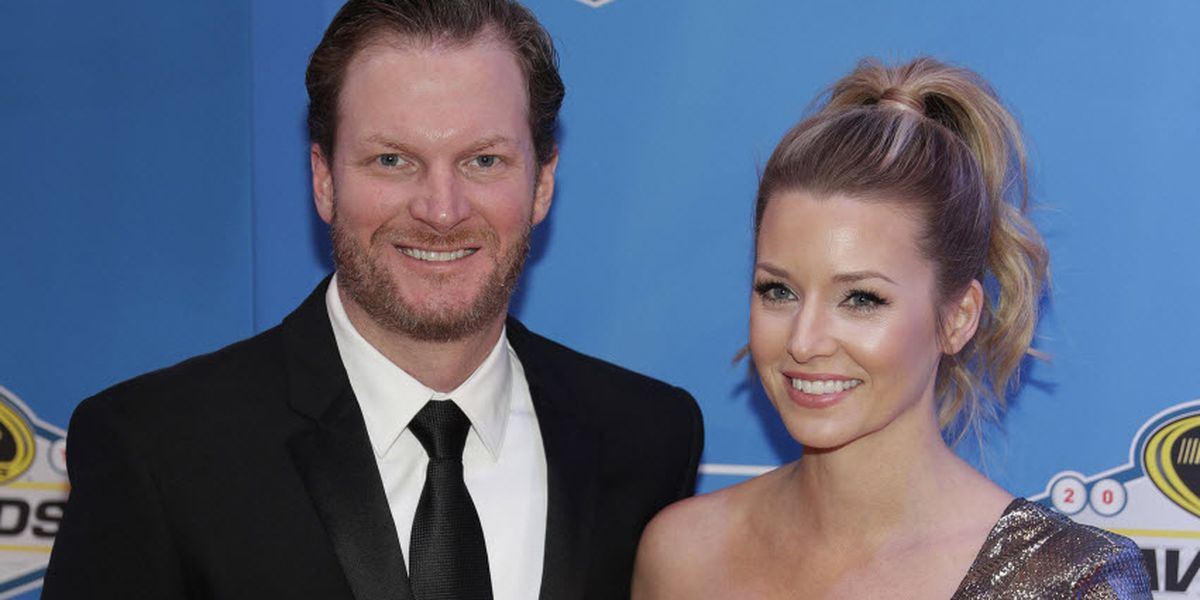 Dale Earnhardt Jr., wife announce arrival of second daughter