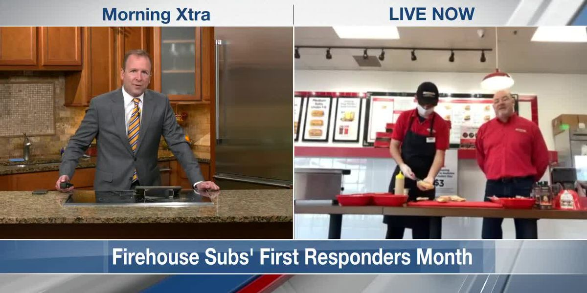 First Responder's Month @ Firehouse Subs