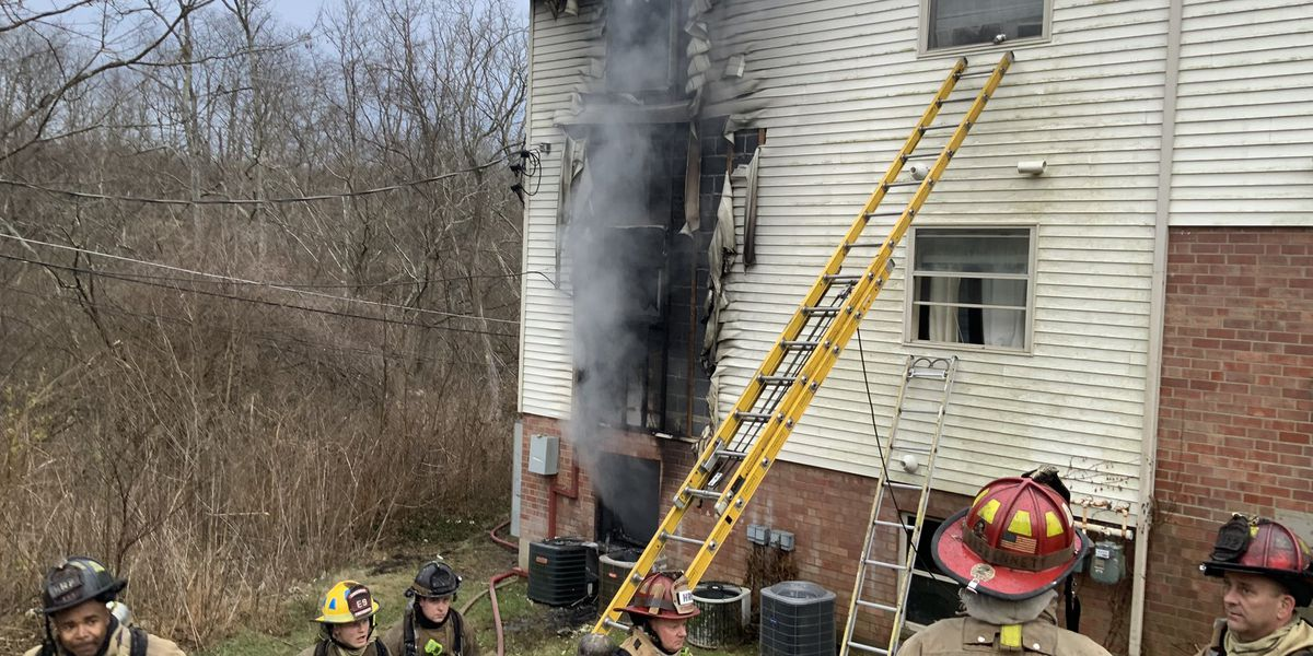 Winton Hills apartment fire displaces 20 residents