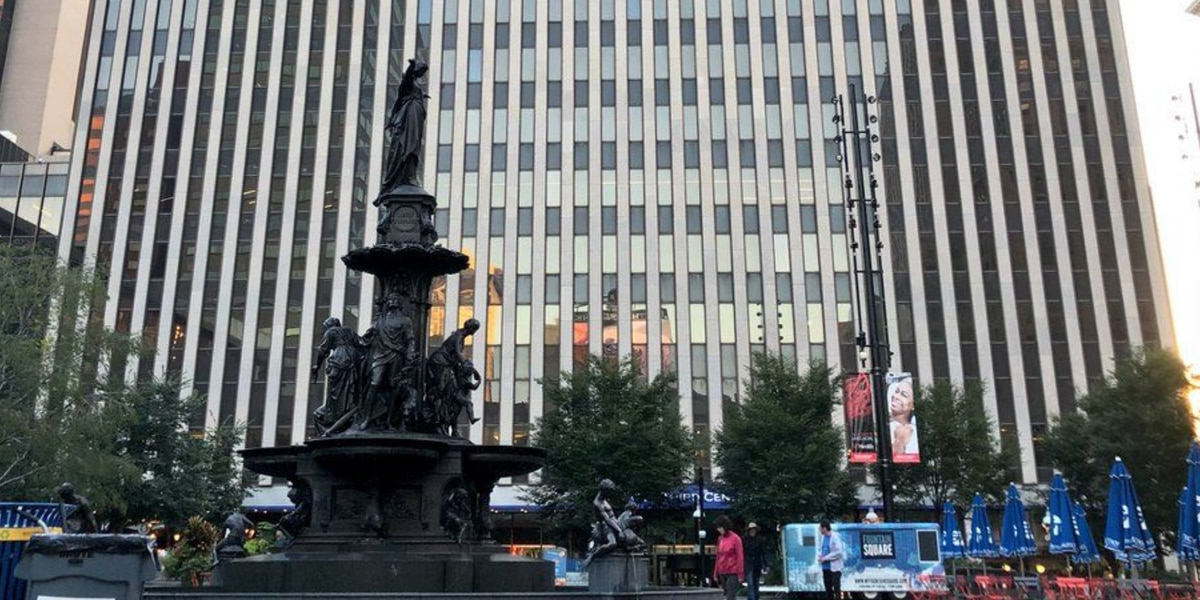 Fifth Third opens museum ahead of Fountain Square expansion