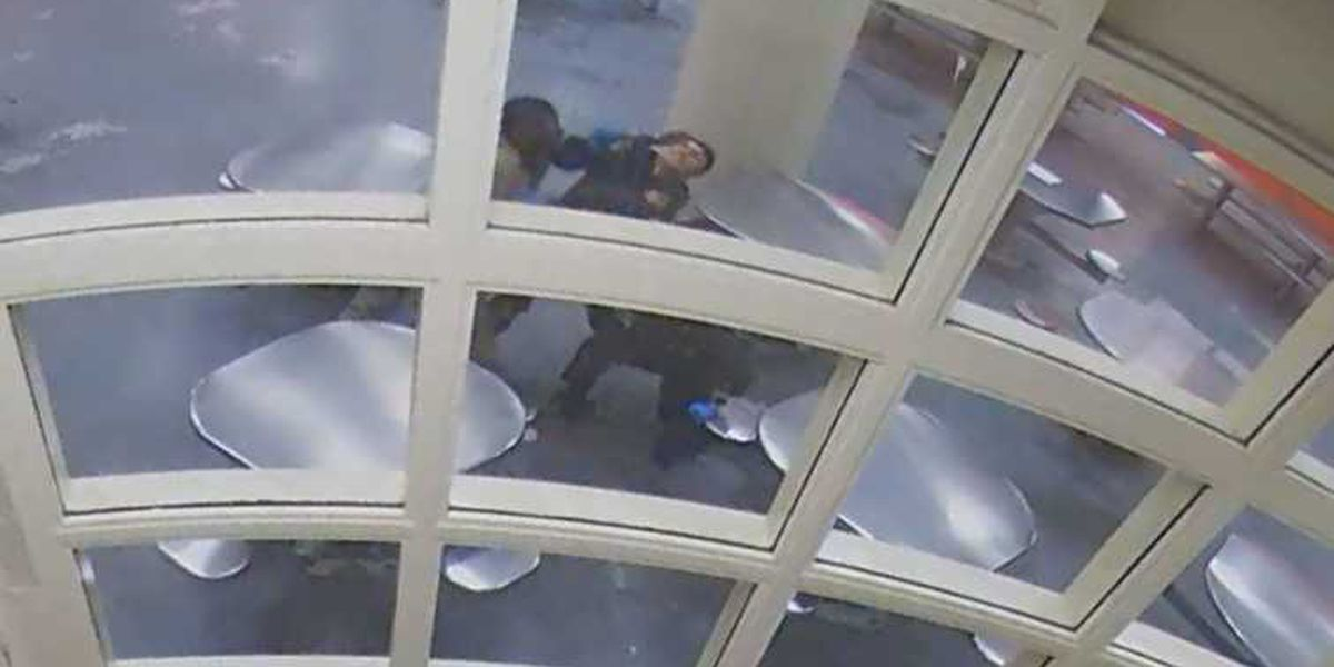 Video shows altercation between inmate, officers at Hamilton County