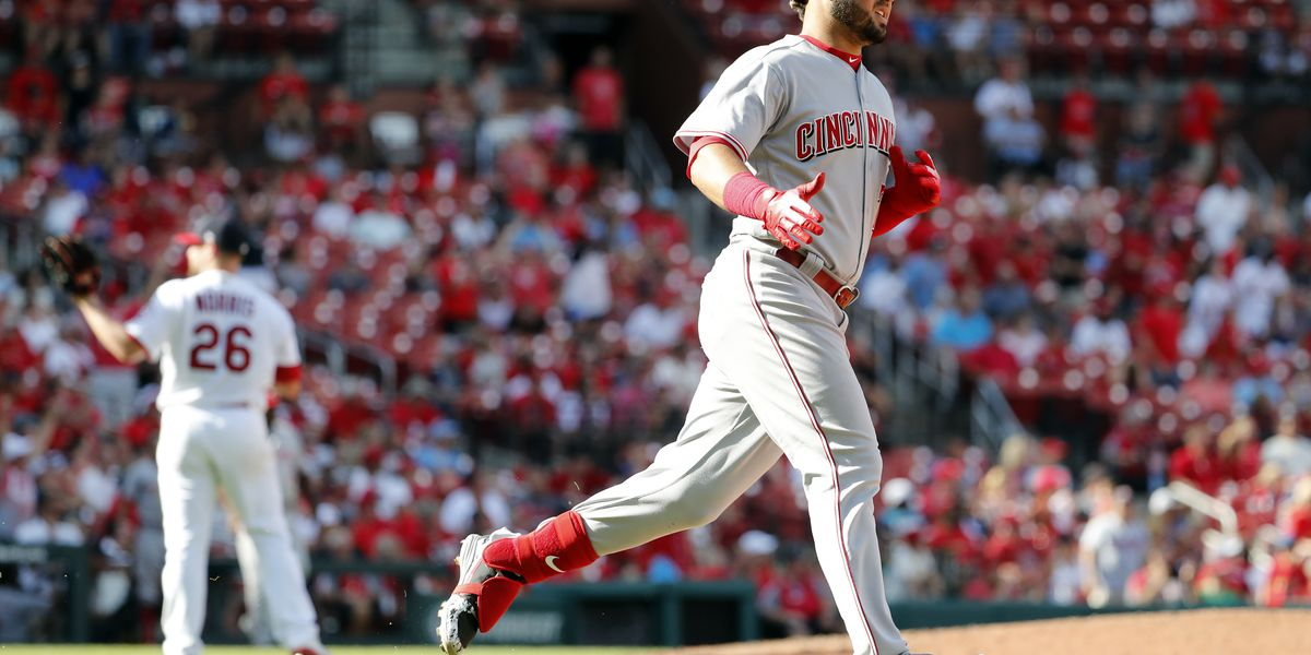 Reds silence Cubs with 3rd-straight series win over division rival