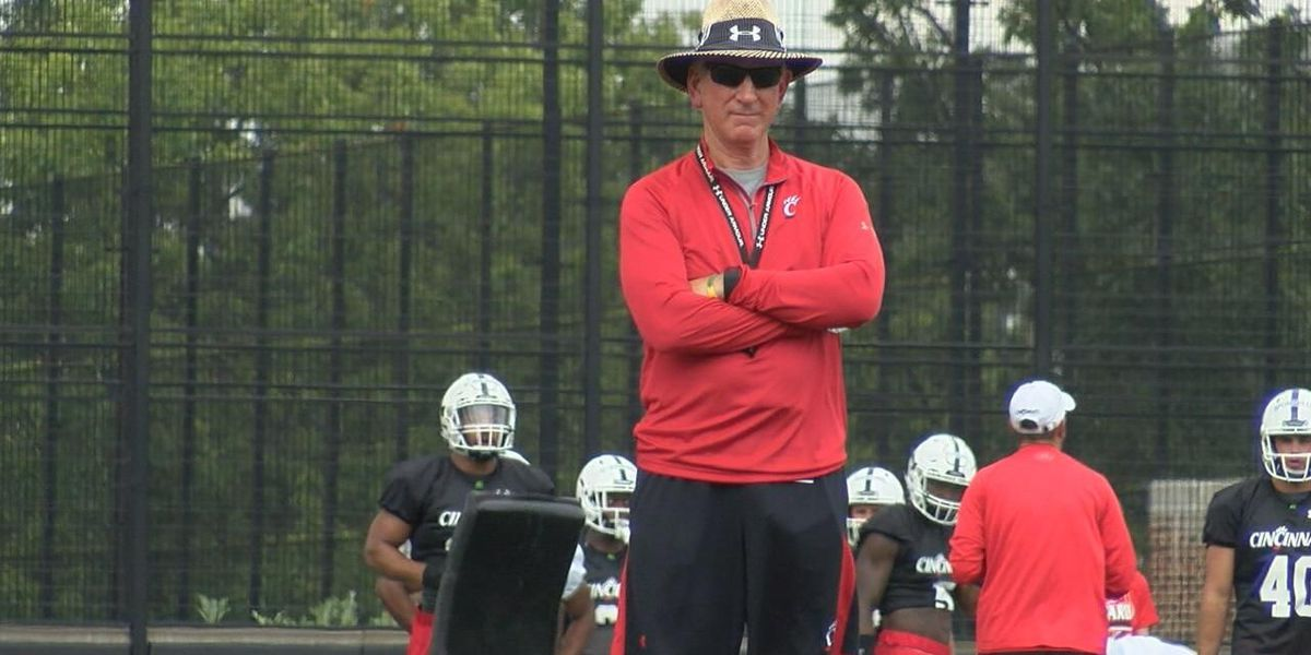 Tuberville still dealing with QB questions as Bearcats camp opens