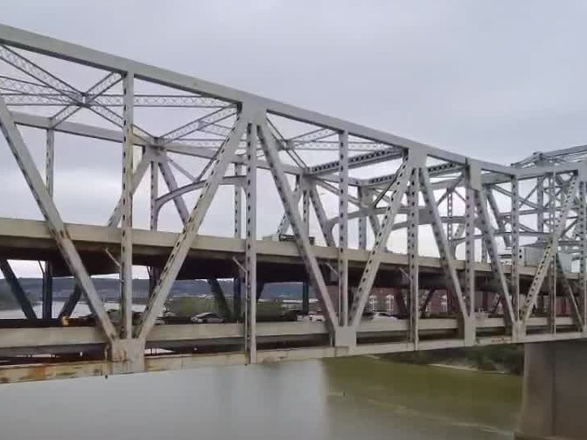Sec. of Transportation gives update on Brent Spence Bridge replacement