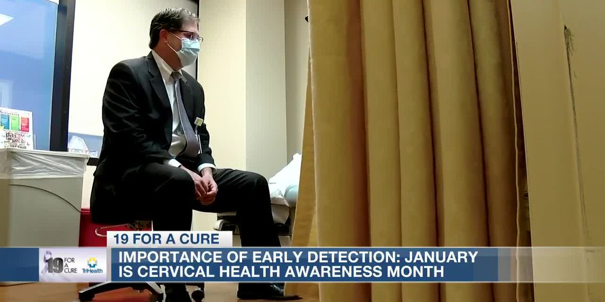 19 For a Cure: January is Cervical Health Awareness Month