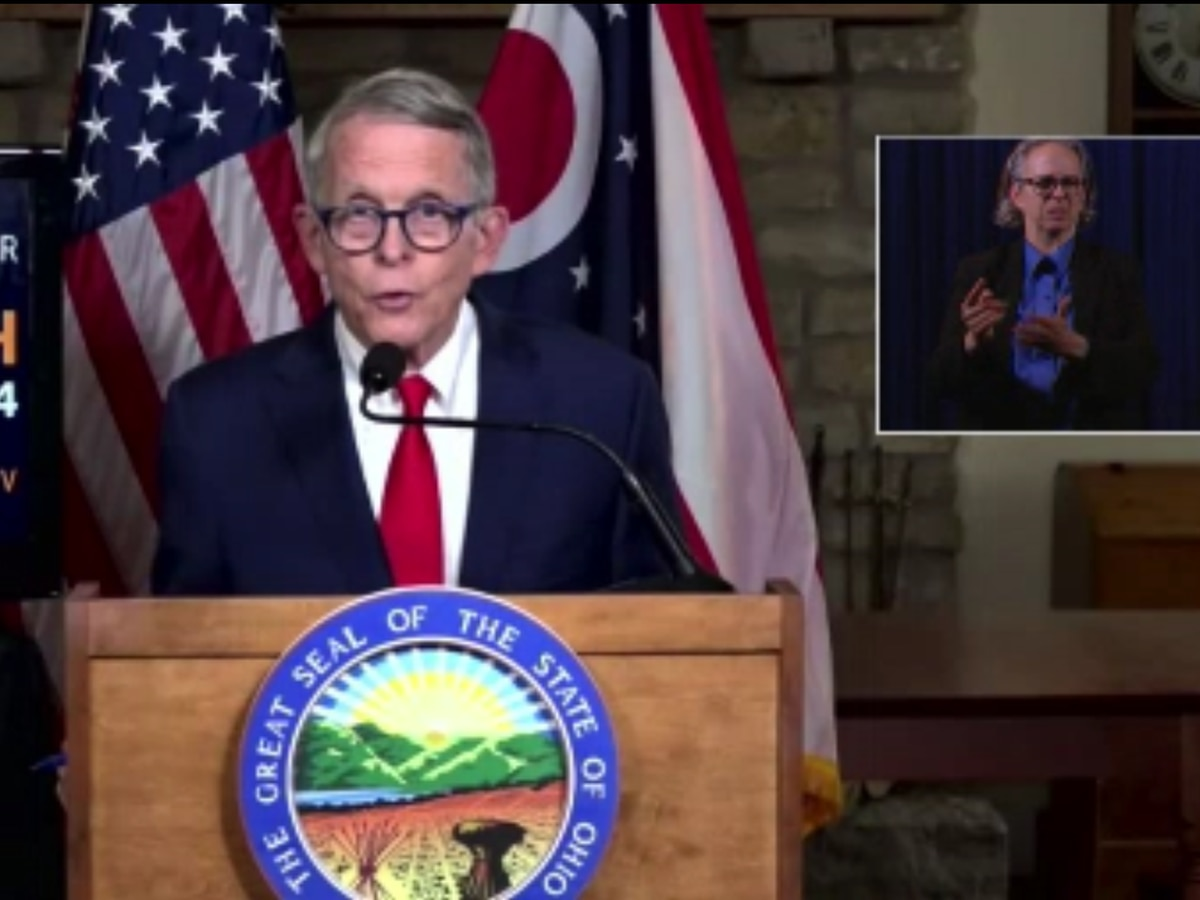 Ohio man accuses group of plotting to perform citizen's arrest on Gov. Mike DeWine for tyranny, police say