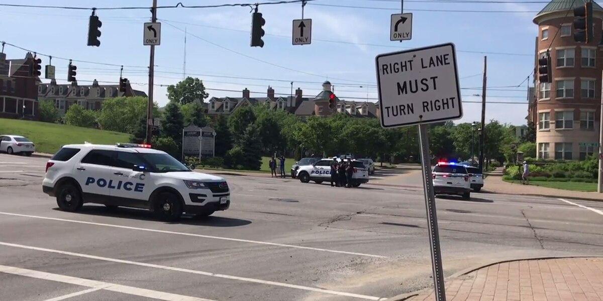 Woman dies after being hit by vehicle in crosswalk