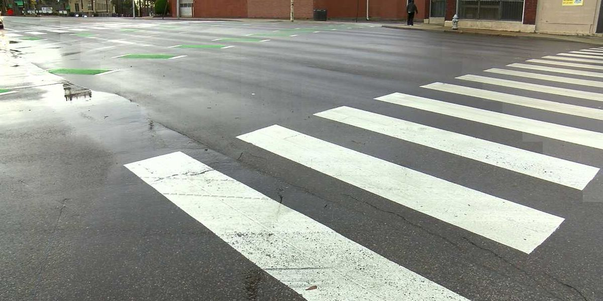 Mayor announces safety improvements to protect pedestrians