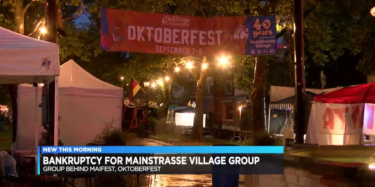 MainStrasse Village Association files Bankruptcy