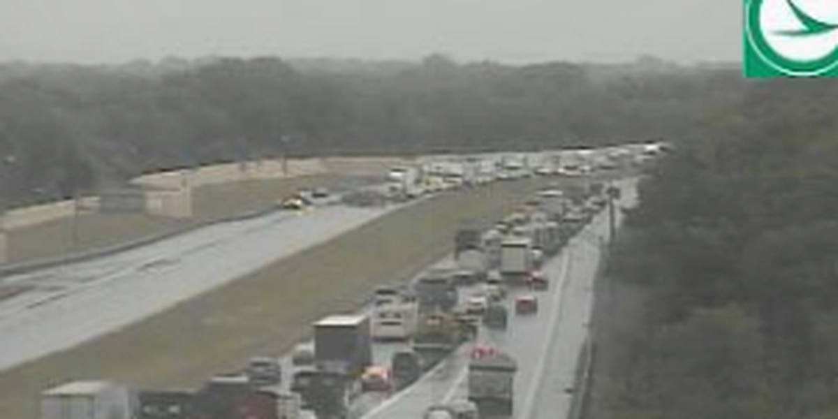 Car fire snarls WB I-275 near Hamilton Avenue