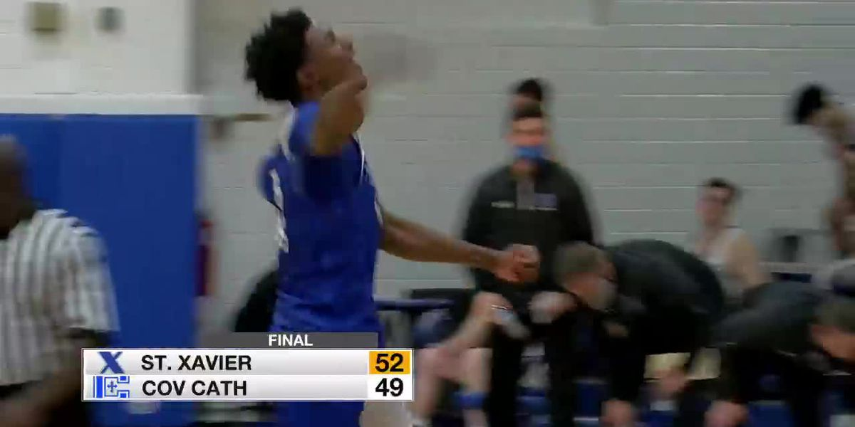 St. X hits game-winning shot to beat Cov Cath