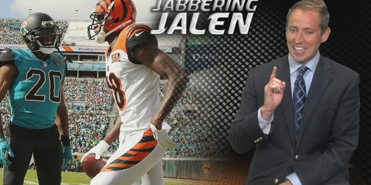 Wake up Call - Jabbering Jalen