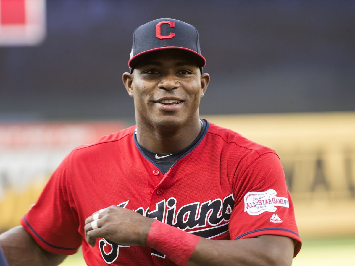 Yasiel Puig is the latest member of the Cleveland Indians to become an American citizen