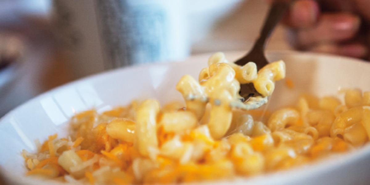 Recipe: Kings Island mac and cheese