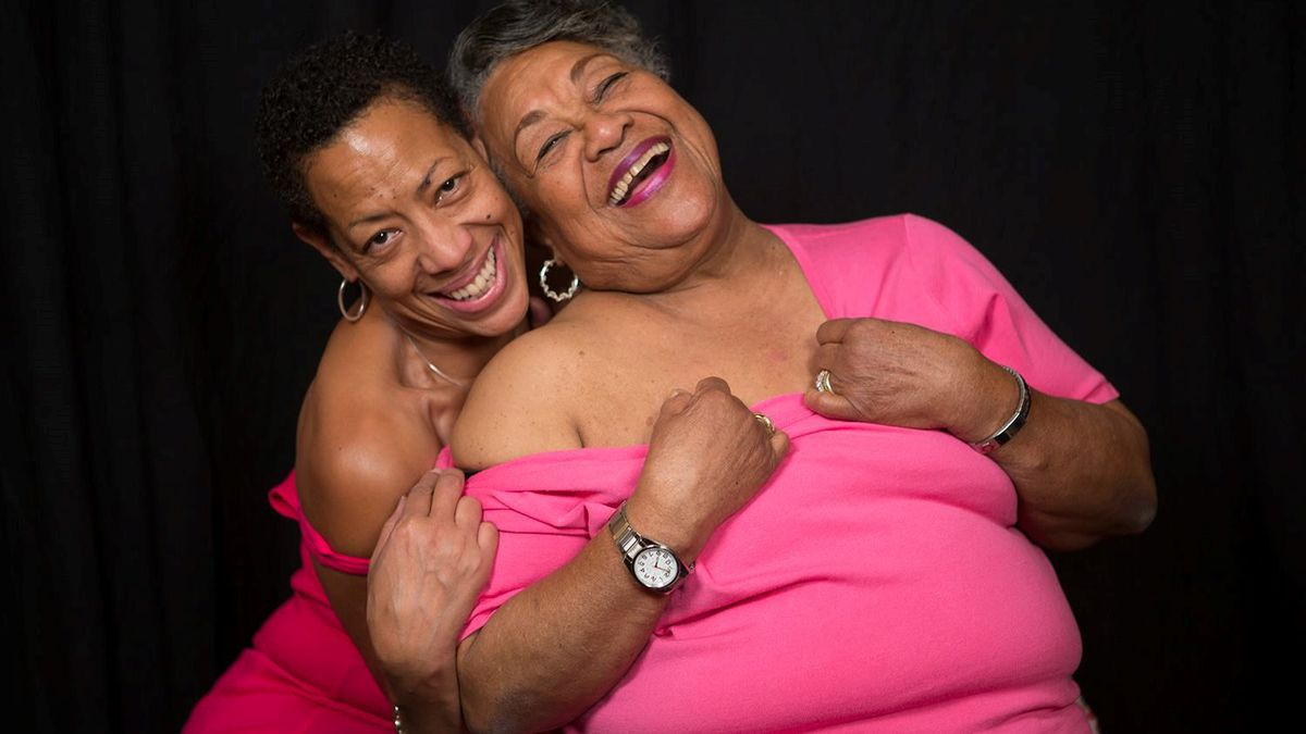 Powerful portraits of breast cancer survivors stolen in package theft