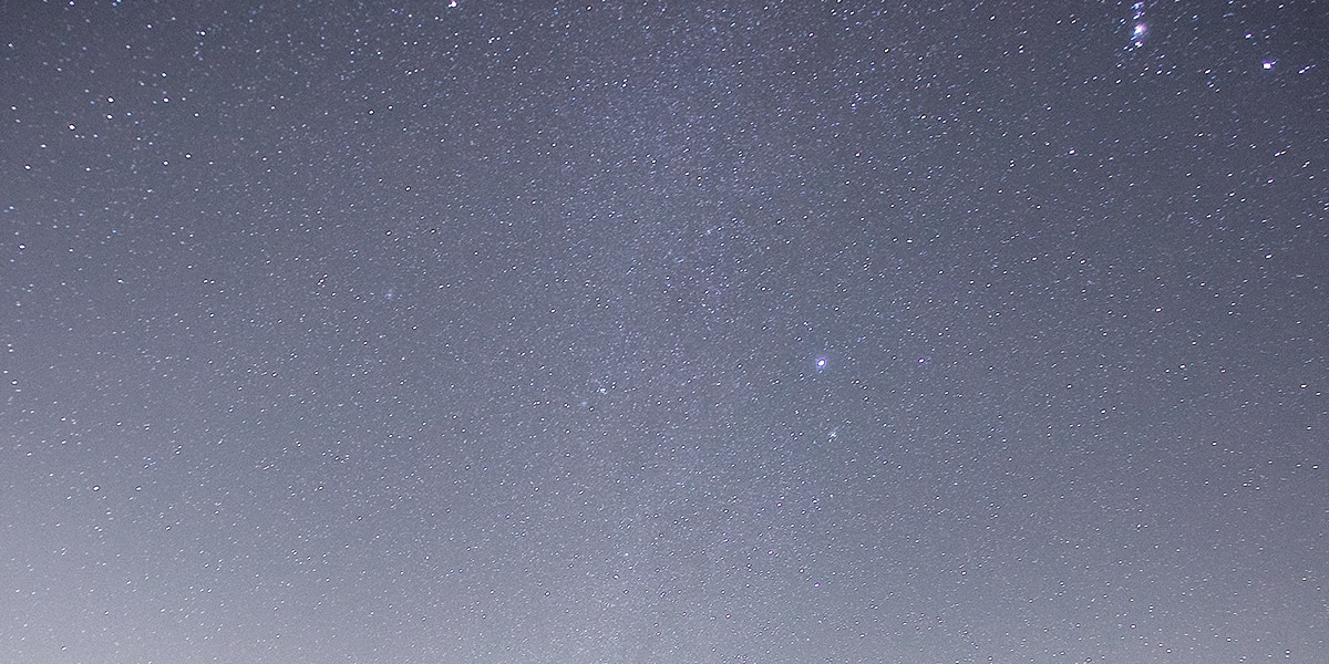 'Like faint little stars': Just what are those lights you see in the night sky?