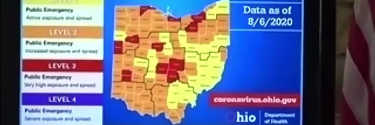 DeWine on Hamilton County COVID-19 rates