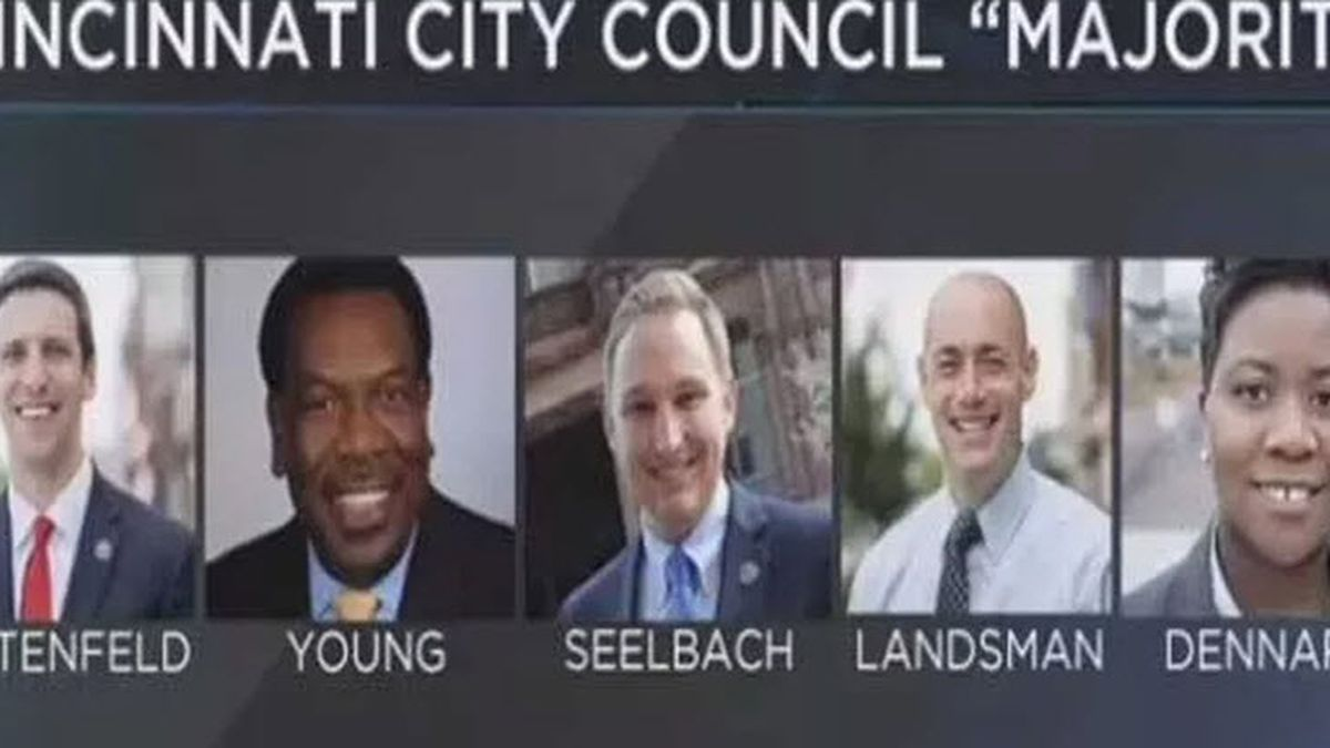 'Amen! We're the new gang of five': Secret Cincinnati City Council messages released ahead of hearing