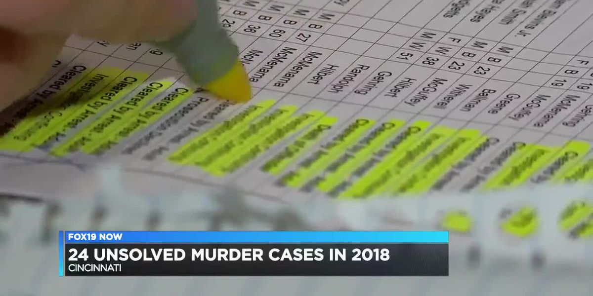 CPD data: Fewer murders from 2017 to 2018, dozens remain unsolved