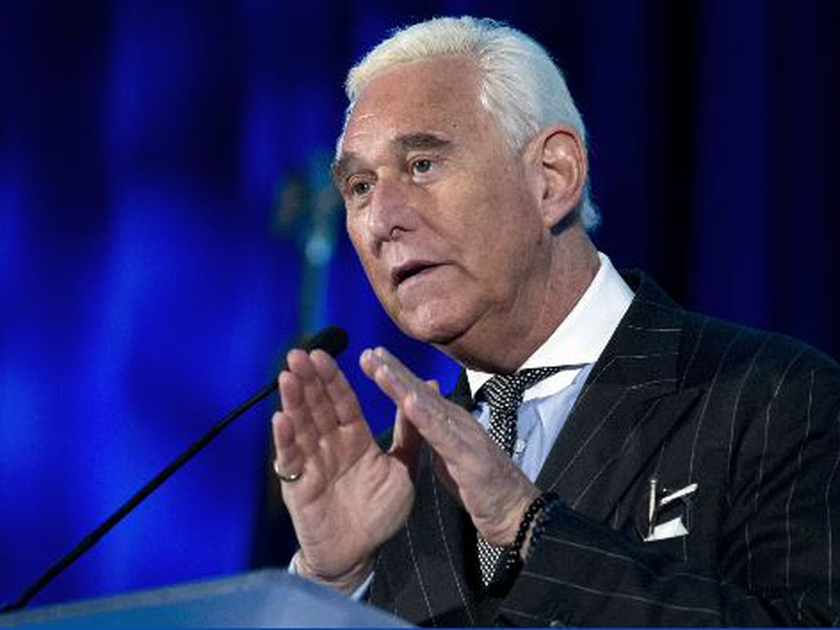 Judge places gag order on Trump confidant Roger Stone