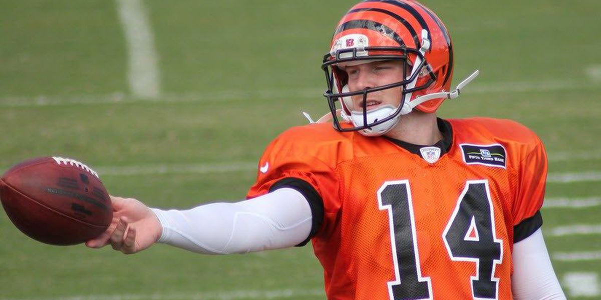 Consider This: Positive attention for Andy Dalton