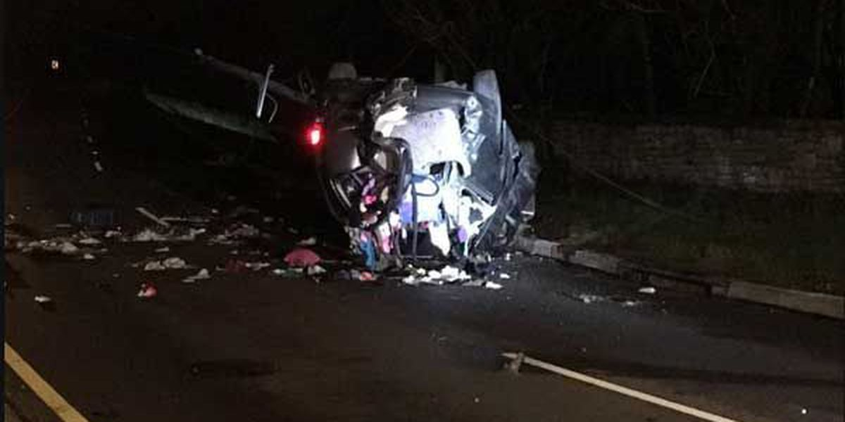 Police: Impairment a factor in overnight crash