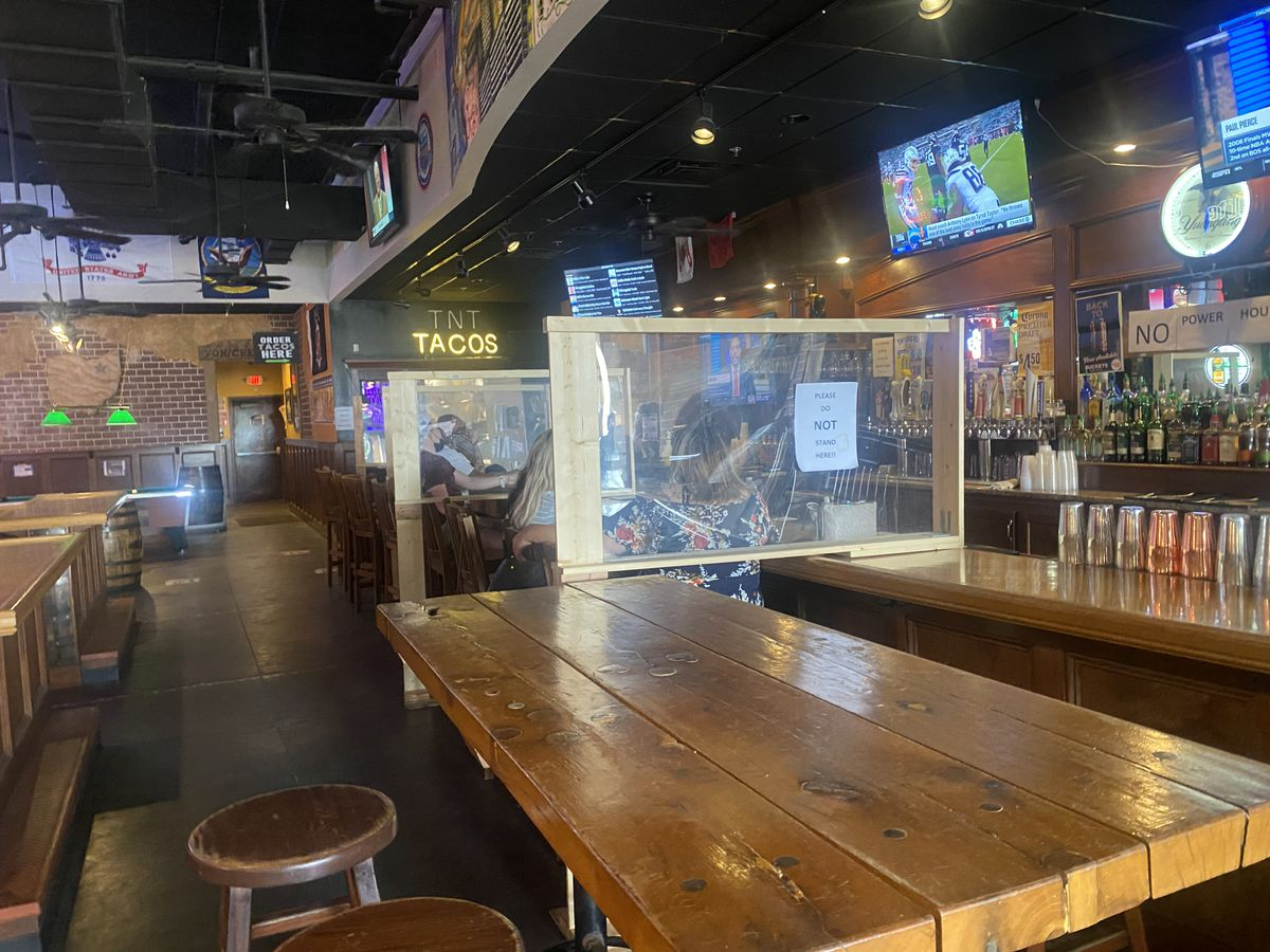 Akron bartender relieved bars are closing earlier because late-night patrons have punched, screamed at staff for enforcing social distancing rules