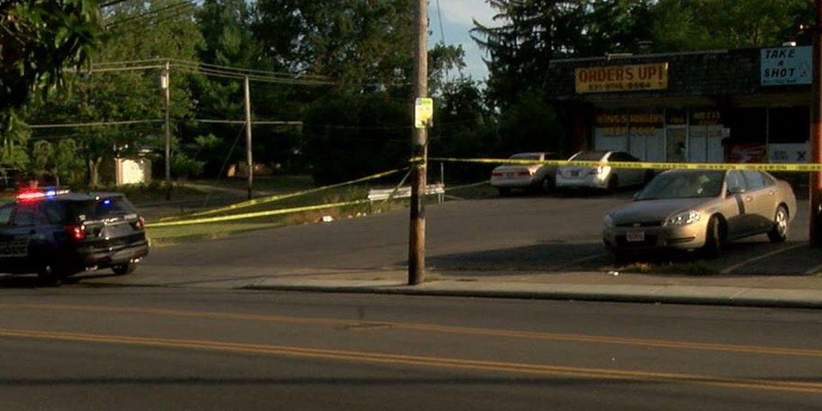 Police: 1 shot outside 'Take a Shot' bar in Mt. Healthy
