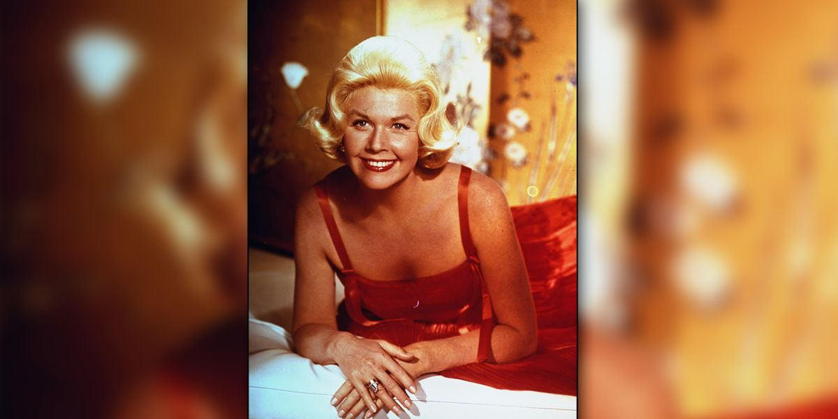 Legendary American actress and singer Doris Day dies aged 97