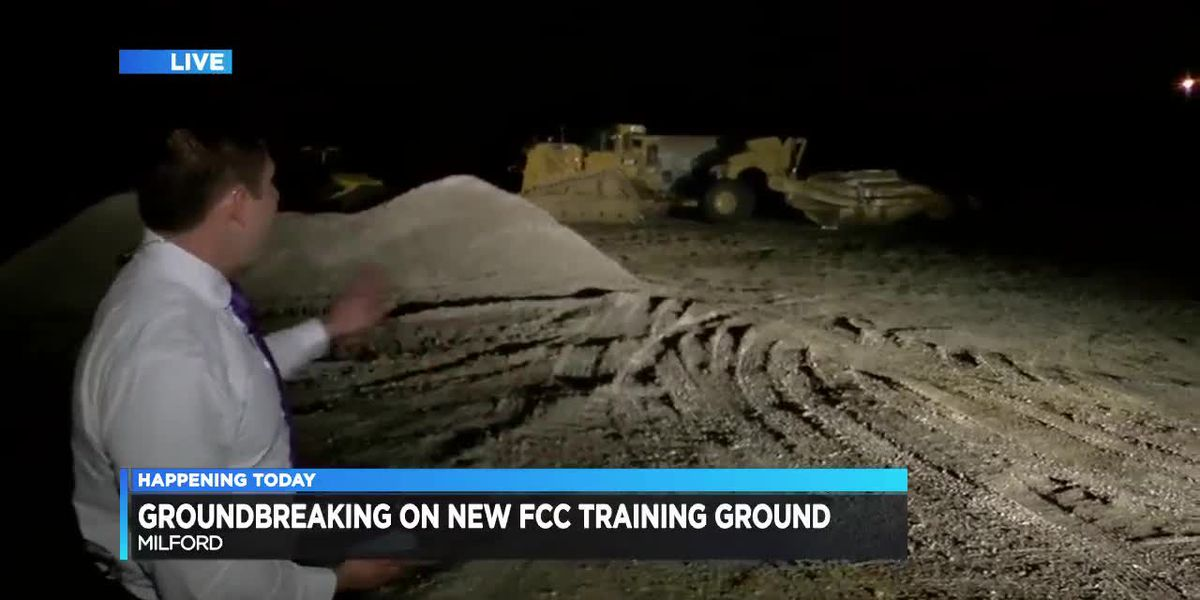 FCC to break ground on new training facility