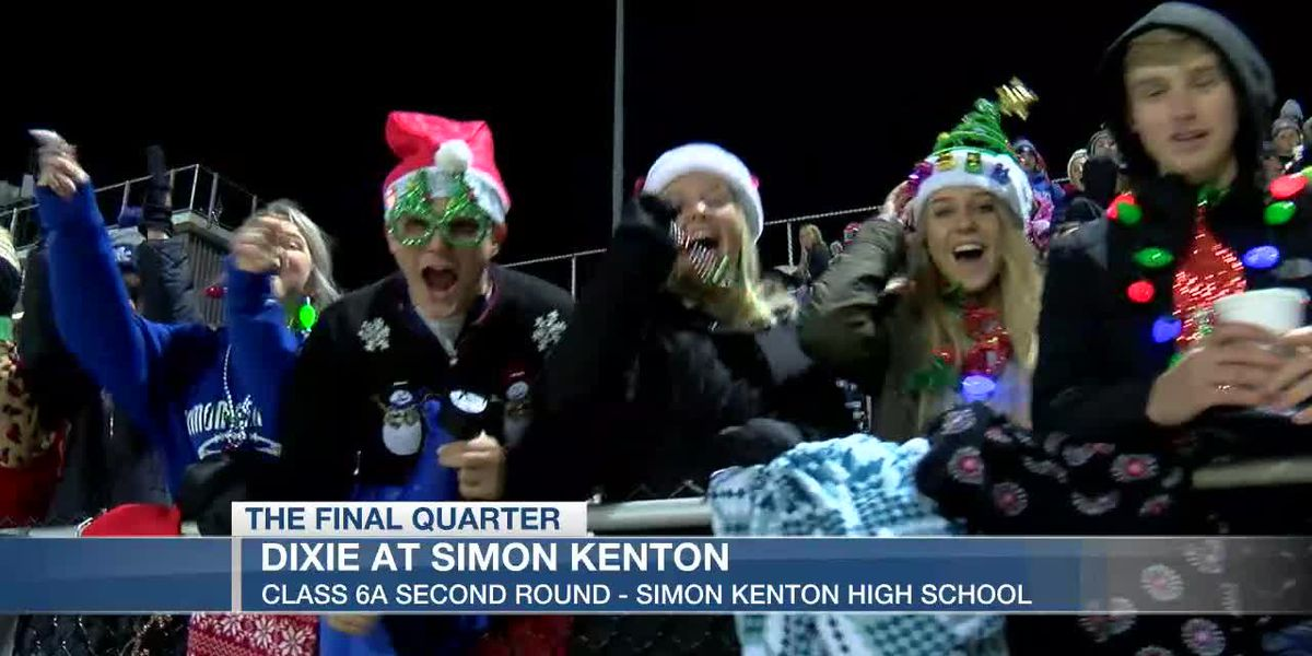 Simon Kenton advances with win over Dixie