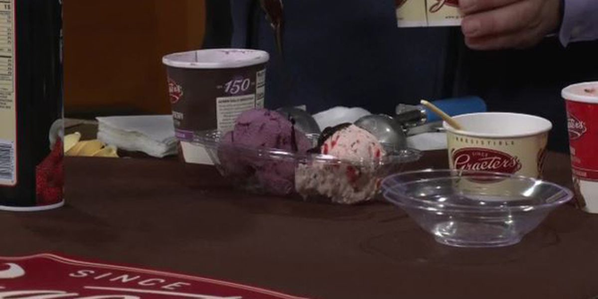 """How to make a """"Loveboat Sundae"""" from Graeter's Ice Cream"""