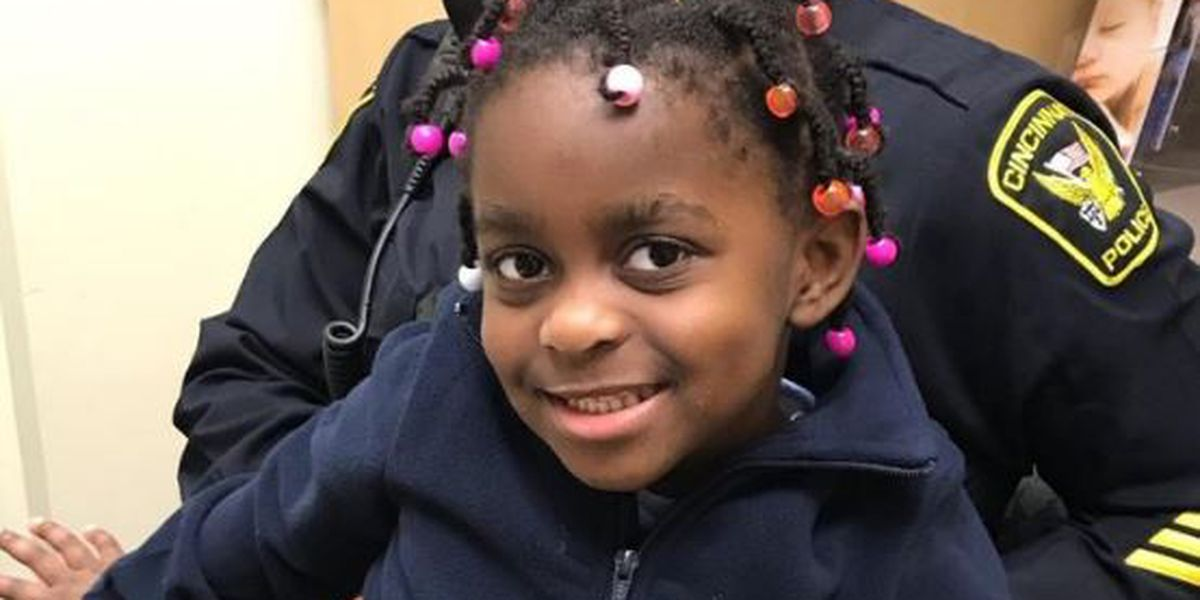 Police ask for help finding family of child found wandering alone