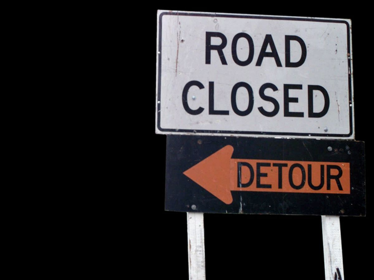 Major West Side road partially shuts down Monday for 3 months