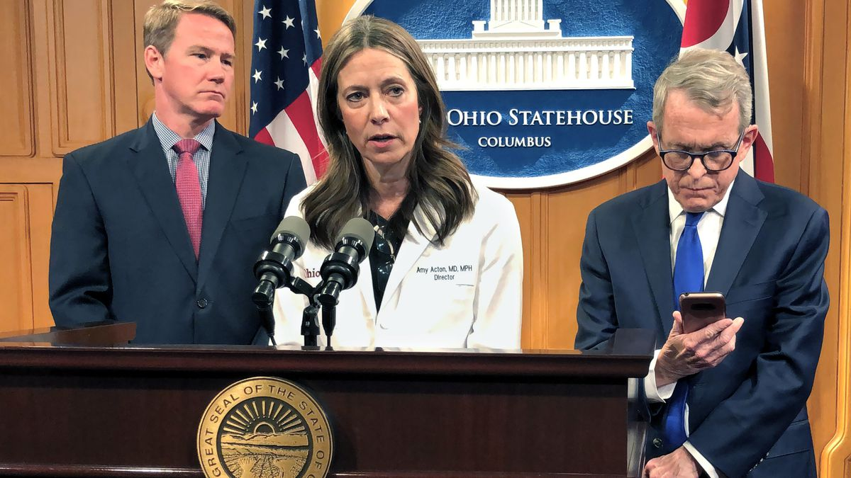 Mason Rep. calls for resignation of Ohio Health Director Dr. Amy Acton
